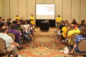 """""""Phi Sigma...Who?"""" Information Session at 2012 National Convention"""
