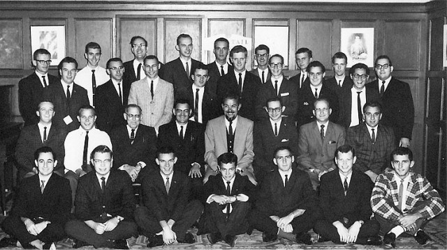 Brothers at the National Convention held in Washington D.C. on September 28-29, 1962.