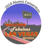 Alumni Convention logo registration
