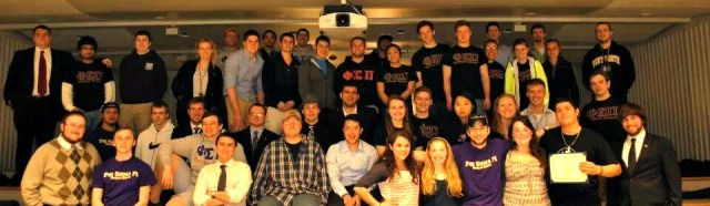 Epsilon Kappa Chapter 2013