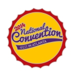 The National Convention Pin