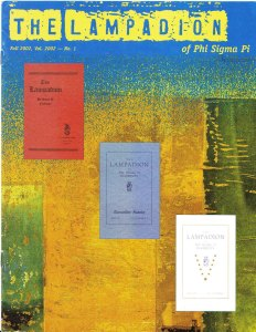 2002 edition of The Lampadion