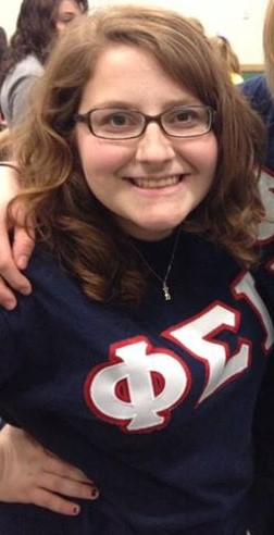 Antonia Bongiovi (Gamma Pi Chapter '15)