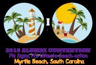2015 Alumni Convention Logo