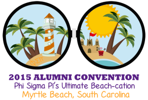 2015 Alumni Convention Logo