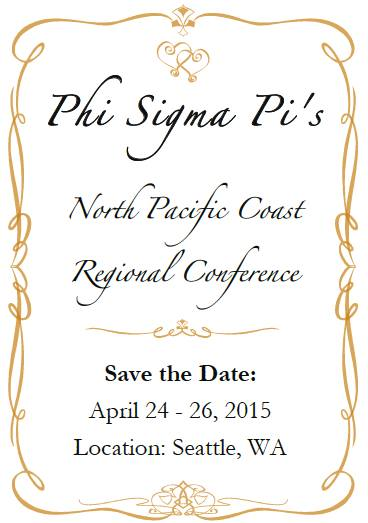 2015 NPC Regional Conference Save the Date