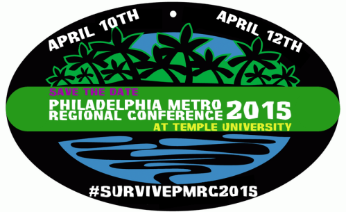 PMRC 2015 Save The Date