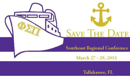 Southeast Regional Conference Save the Date