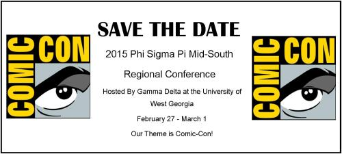 Mid-South Regional Conference Save the Date