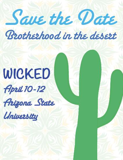 West Regional Conference Save the Date