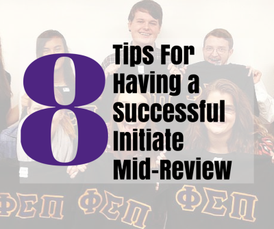 8 Tips for Having a Successful Initiate Mid-Review