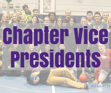 Chapter Vice Presidents