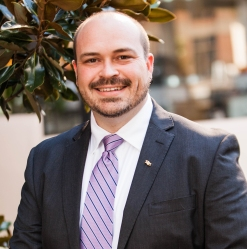 National President Matt Nicoletta serves as the chairperson and administrator of the National Development Committee.