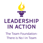The Team FoundationThere is No I in Team