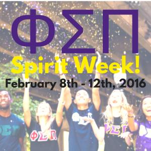 Spirit Week Sq