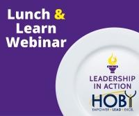 Lunch & Learn Webinar