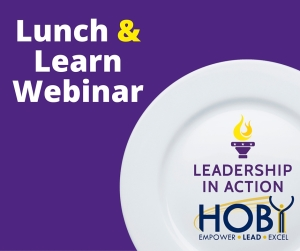 Lunch & Learn Webinar