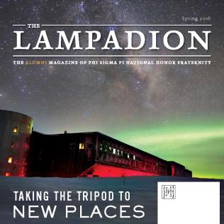 Lampadion Cover