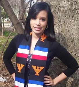 Carla Lopez, Alpha Phi Chapter '15