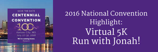 2016 National Convention Highlight- 5k