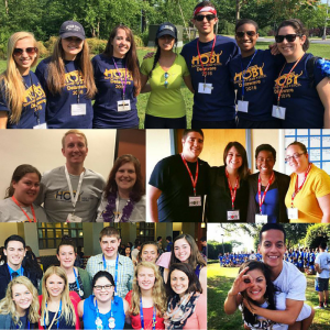Members participated in HOBY Seminars across the Nation.