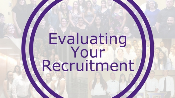 Evaluating Your Recruitment