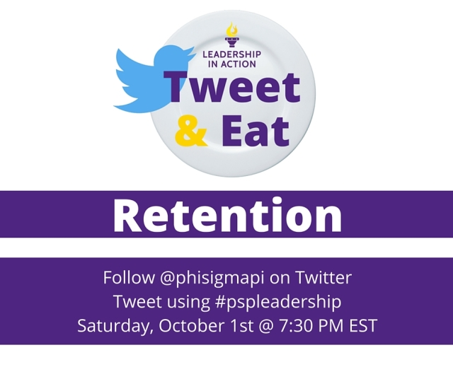 LiA Tweet & Eat: Retention
