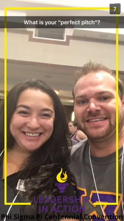Look Snappy with Snapchat Filters | Phi Sigma Pi National