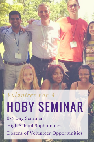 HOBY Seminar